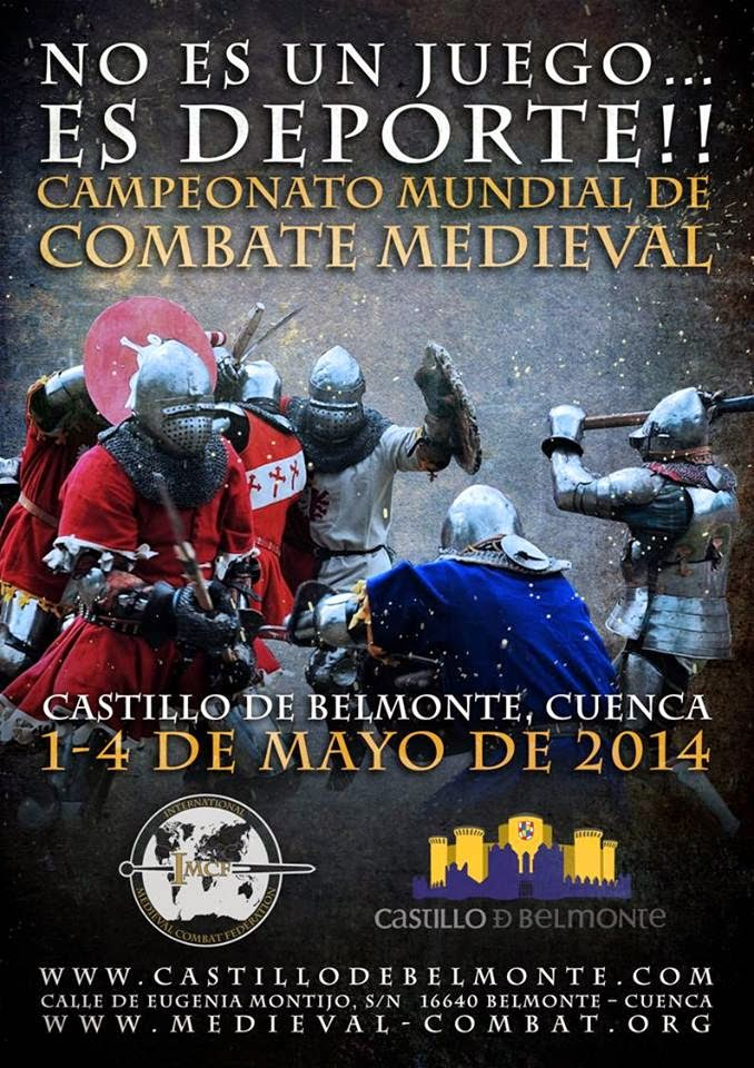 Cartel Mundial Medieval