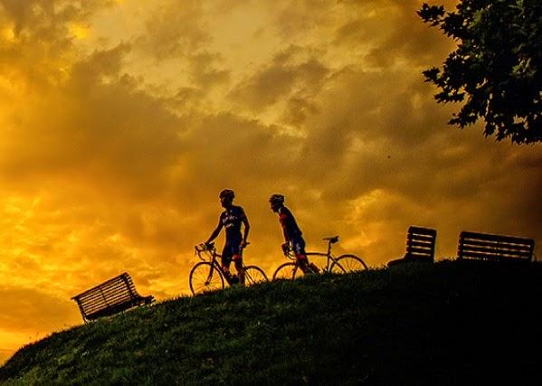 Ciclismo en Oviedo
