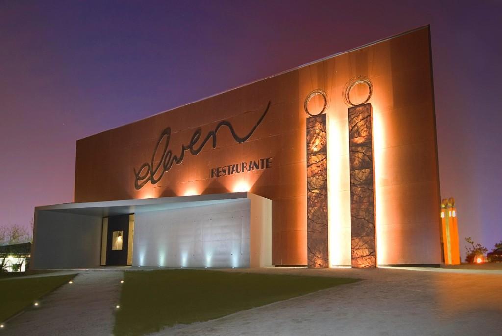 Lisboa. Eleven Restaurante