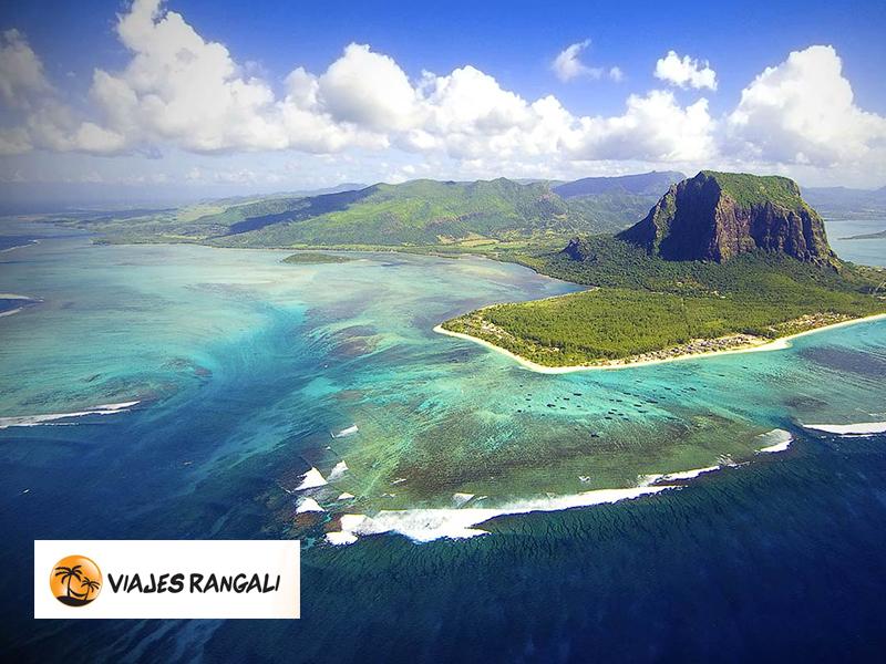 De luna de miel a Isla Mauricio