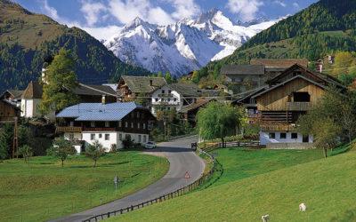 De Guadarrama al Tirol Rodeados de montaña