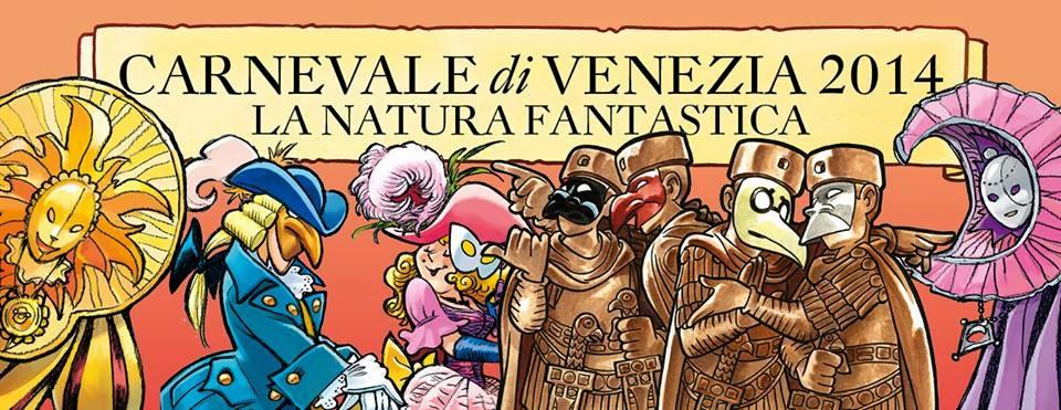 Venecia vive el Carnaval