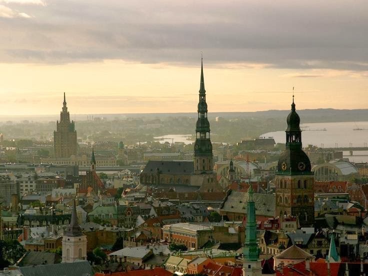 Riga en 12 secretos (confesables)