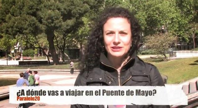 ¿Dónde vas a viajar en el Puente de Mayo?