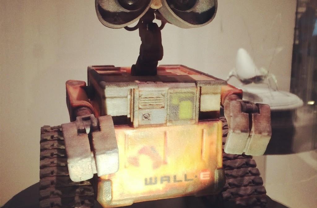 """Exposición """"Pixar. 25 años de animación"""""""