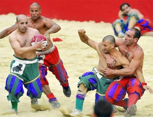 Deportes insólitos, ¡hay que estar loco para practicarlos!