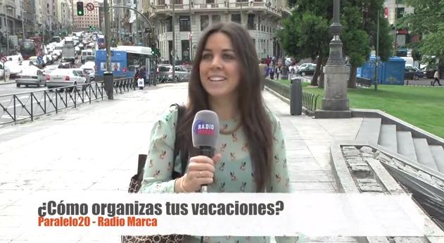 ¿Cómo organizas tus vacaciones?
