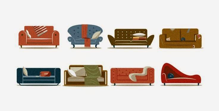 Couchsurfing: recorrer el mundo de sofá en sofá