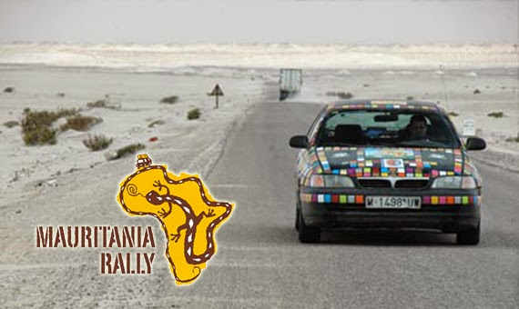 El Rally Mauritania, una aventura solidaria