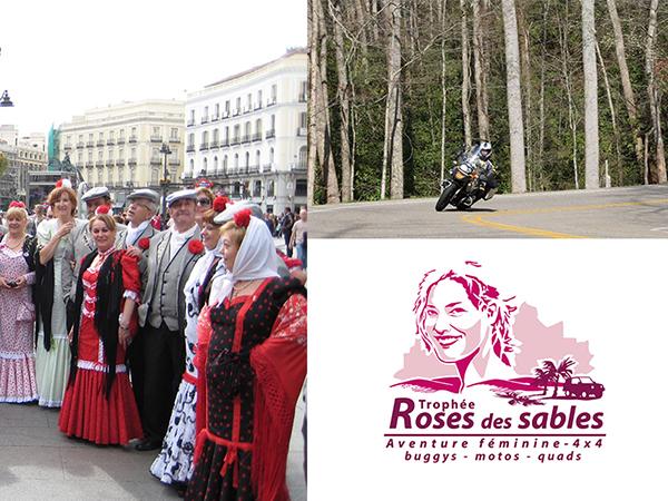 CURIOSIDADES DE SAN ISIDRO, ALICIA SORNOSA EN LOS APALACHES Y TROPHÉE ROSES DES SABLES