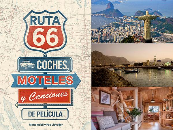 «RUTA 66: COCHES, MOTELES Y CANCIONES DE PELÍCULA»