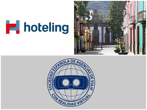 TURVIRTUALTUR: LA REALIDAD VIRTUAL LLEGA AL TURISMO  HOTELING.COM  TURISMO DE CINE: GOYA 2016