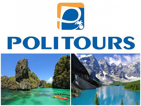 FILIPINAS, CANADÁ Y ALASKA CON POLITOURS