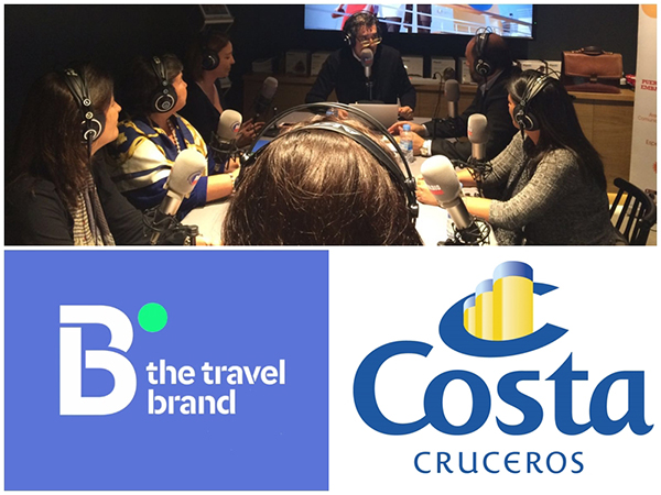 PROGRAMA ESPECIAL: B THE TRAVEL BRAND Y COSTA CRUCEROS