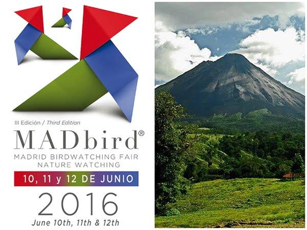 MADBIRD, UNA FERIA DE NATURALEZA EN PLENO CENTRO DE MADRID   COSTA RICA CON POLITOURS