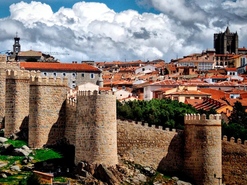 Ávila- Ciudad Patrimonio de la Humanidad