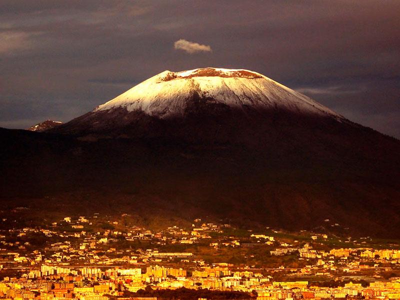Monte Vesubio (Sorrento)