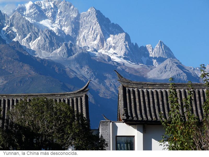 Yunnan en China