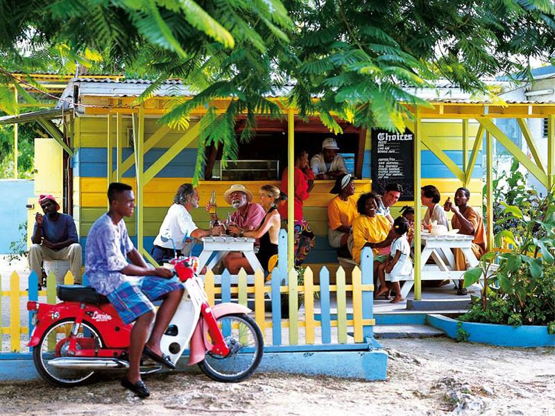 JAMAICA, EL PAÍS DE LA MADERA Y EL AGUA