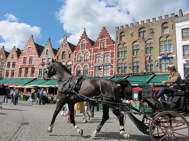 Recorriendo Flandes