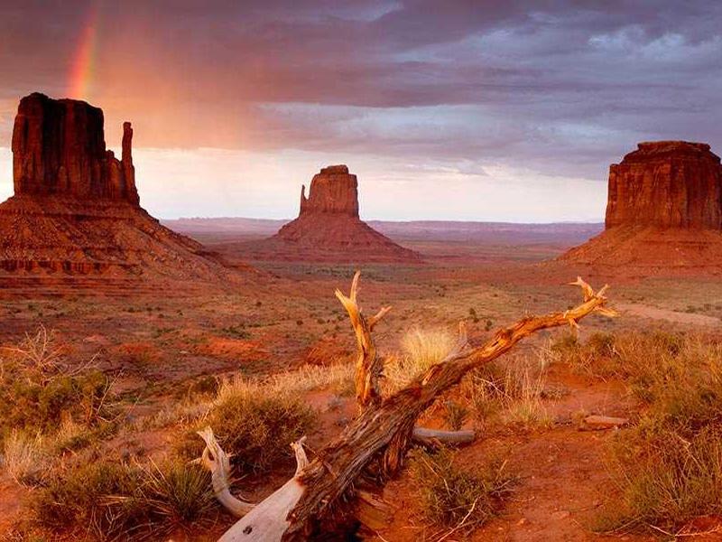 El Lejano Oeste y Monument Valley