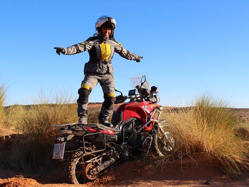 De Etiopía a Ciudad del Cabo en moto