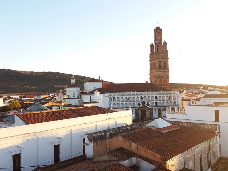 Extremadura, otoño a lo grande (I) Programa especial de exteriores desde Llerena