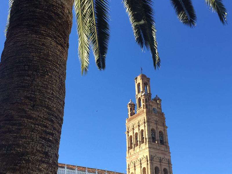 Extremadura, otoño a lo grande (II) Programa especial de exteriores desde Llerena