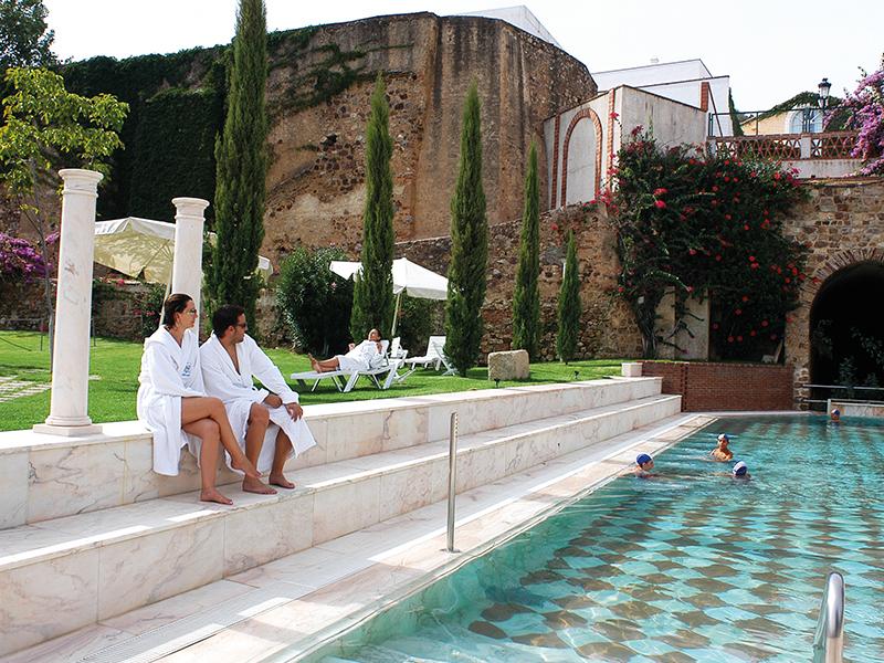 Turismo termal en Extremadura