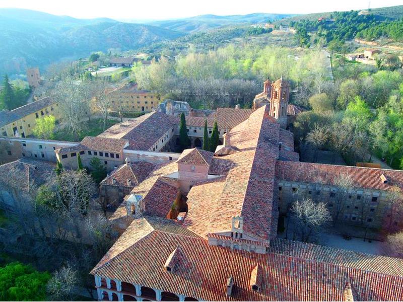 El Monasterio de Piedra y su 800 aniversario