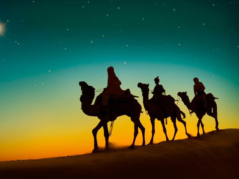 El Día de Reyes, final de las Navidades