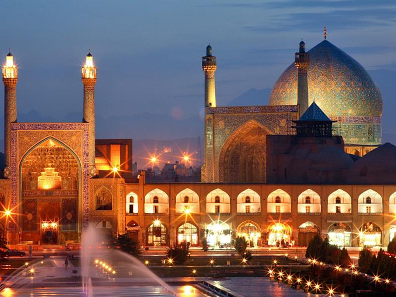 Irán exclusivo con Luxotour Grandes Viajes