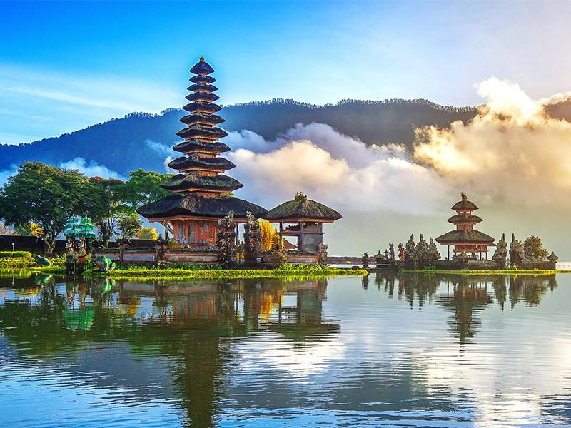 Bali, la Isla bendecida por los Dioses