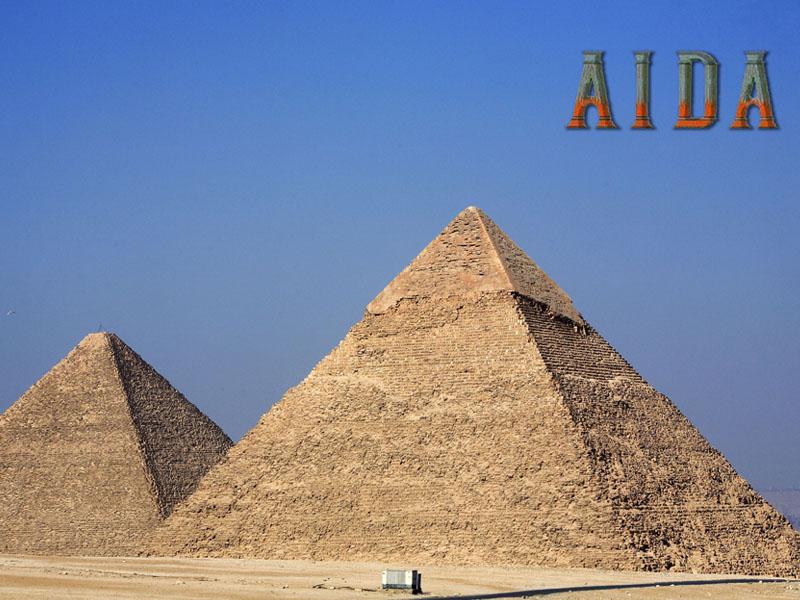 Aida y el Antiguo Egipto en Madrid
