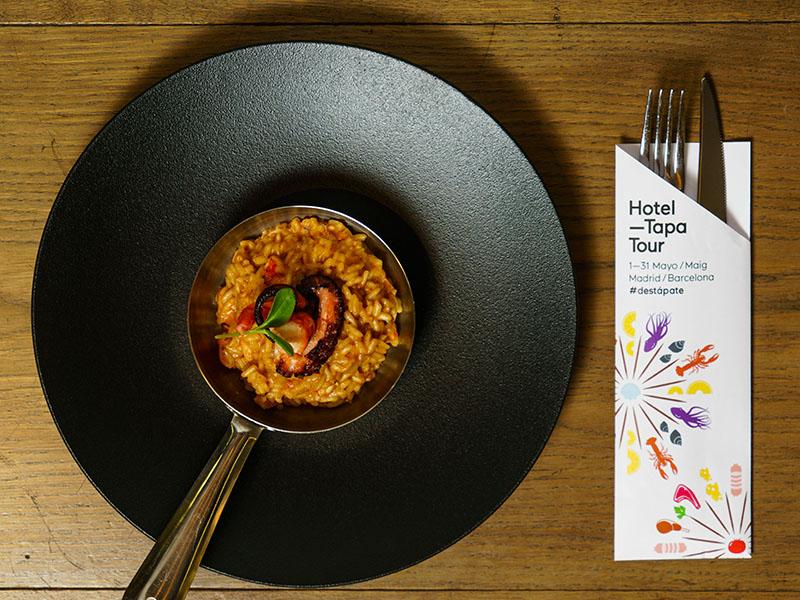 Tapas de alta cocina en Madrid y Barcelona