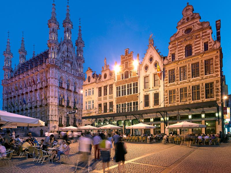 Flandes y Bruselas con Hi Belgium Pass
