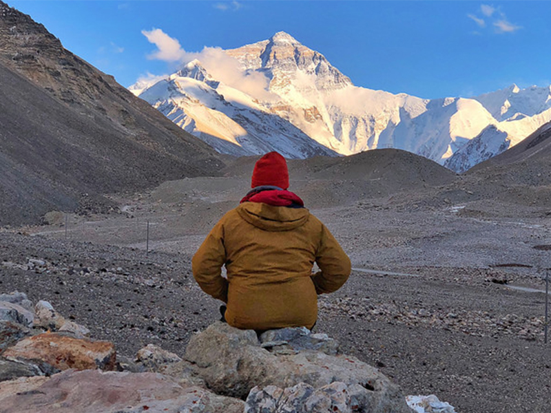Grandes momentos de un viaje al Tíbet