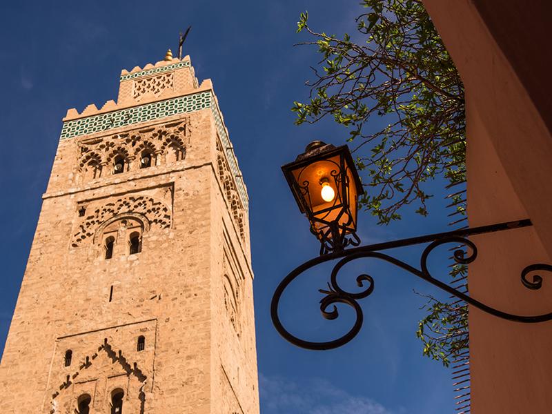 Marruecos, el reino de los sentidos