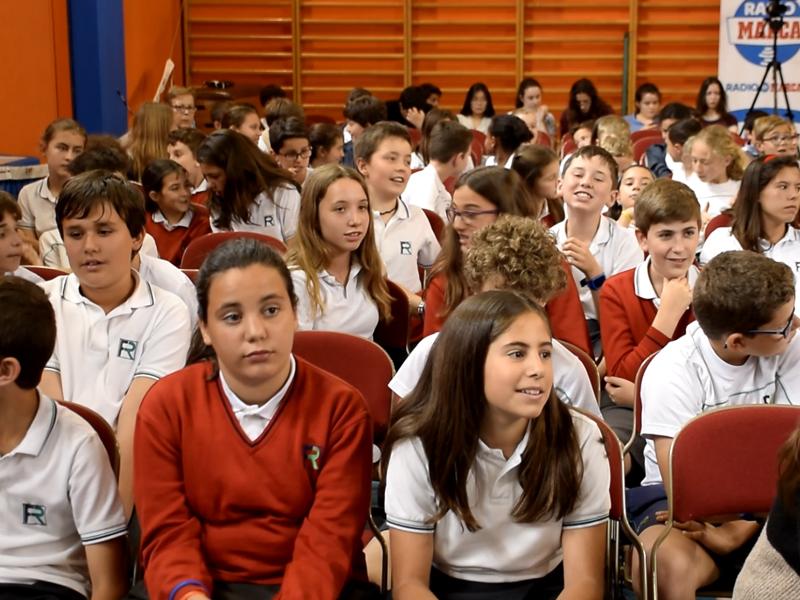 Paralelo20 especial desde el Colegio Fuentelarreyna (II)