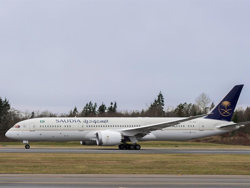 Saudia Airlines estrena vuelo desde Málaga