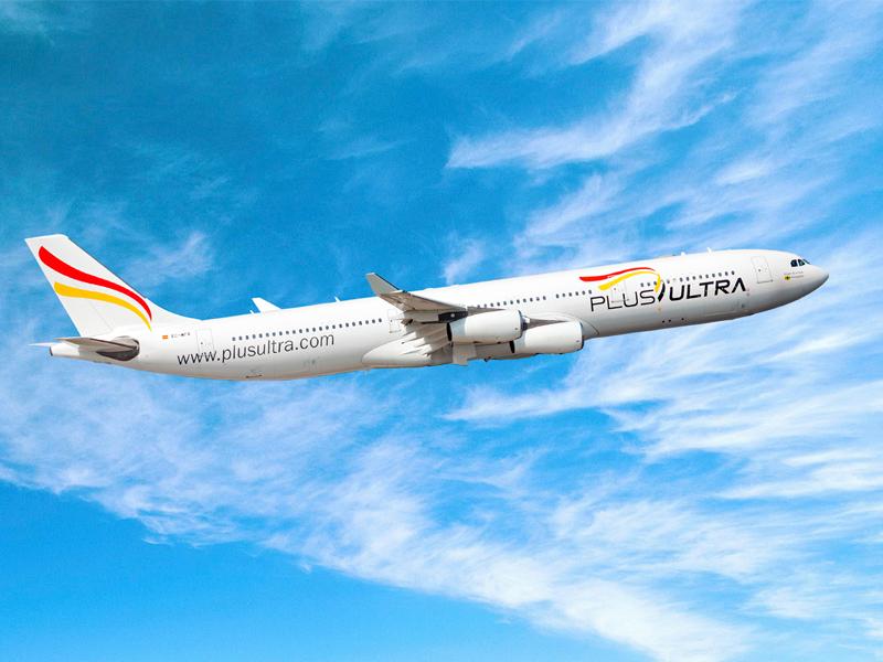 Nuevo director comercial de Plus Ultra Líneas Aéreas