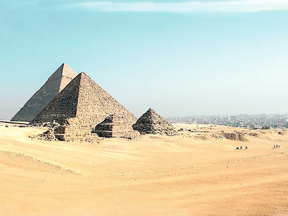Noticias de Egipto