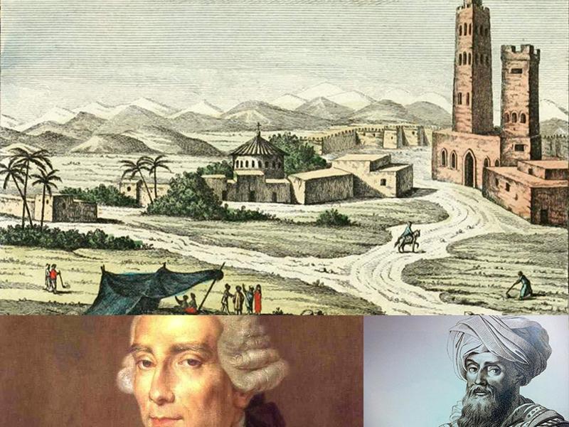 Grandes viajeros y espías de la historia