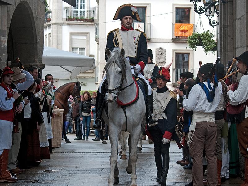 La Fiesta de la Reconquista en Vigo