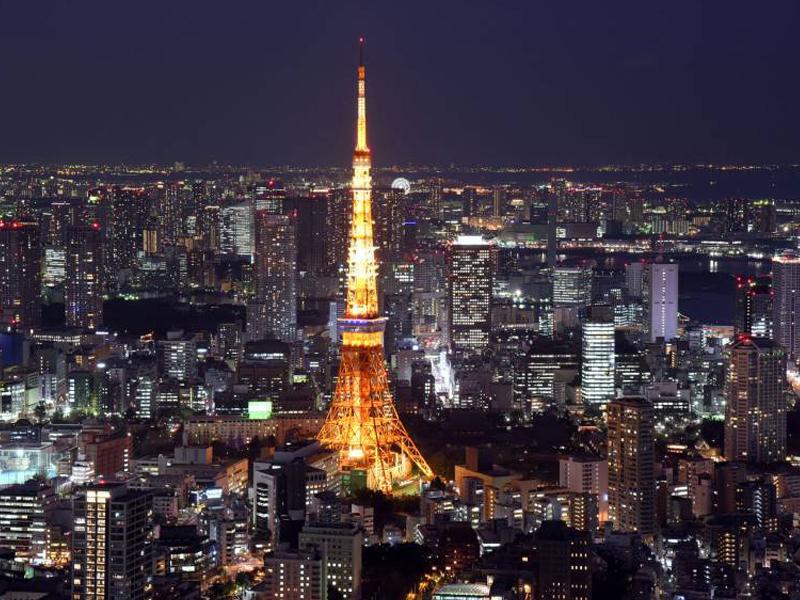 Tokio, sorprendente y vibrante