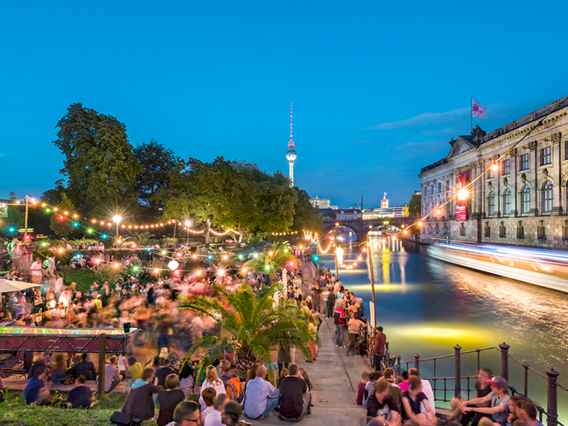 German Summer Cities en Madrid