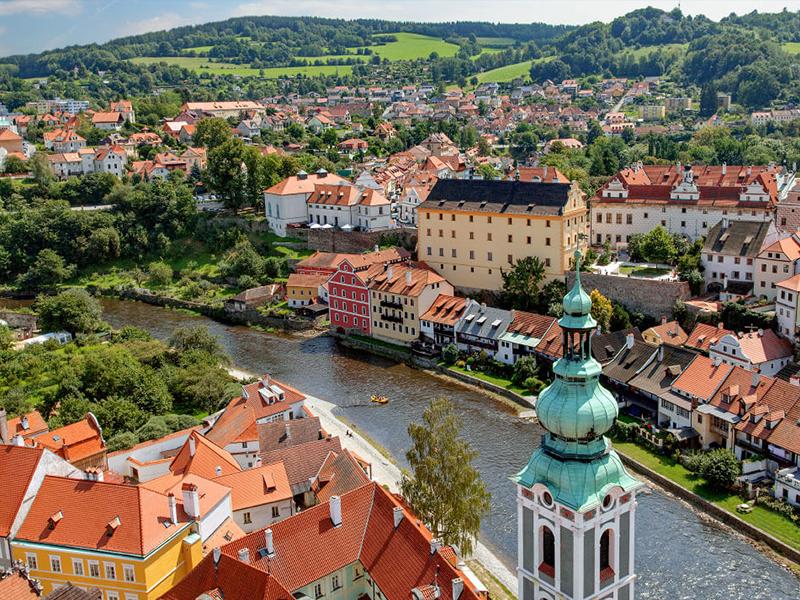La memoria de los sentidos: República Checa