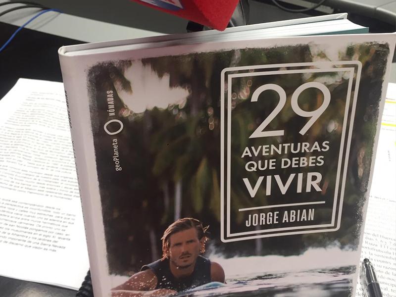 «29 aventuras que debes vivir»