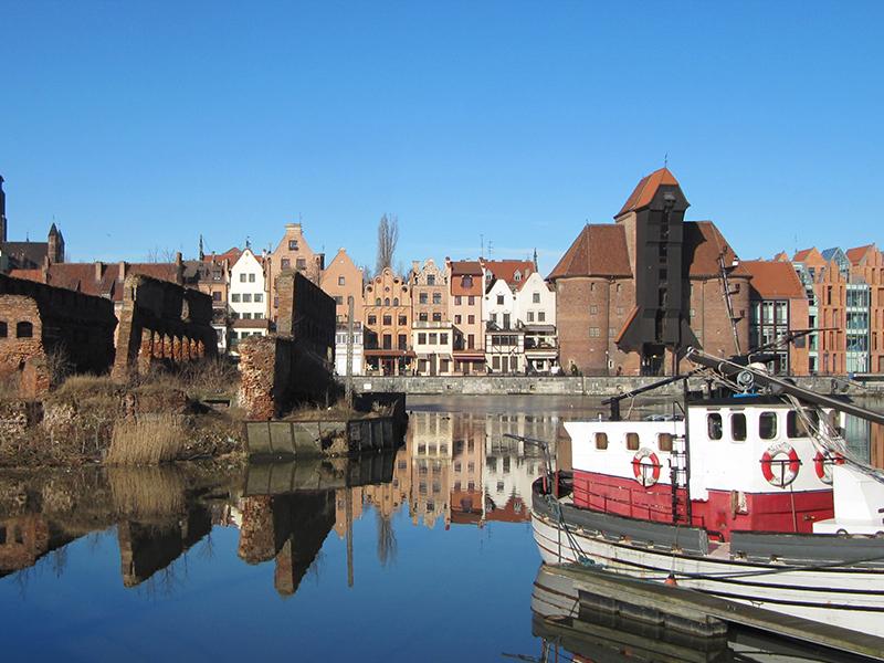 Gdansk, la ciudad de la Solidaridad