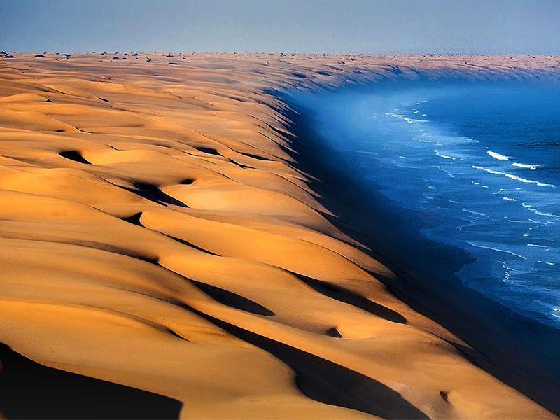 Namibia, un paraíso para los sentidos